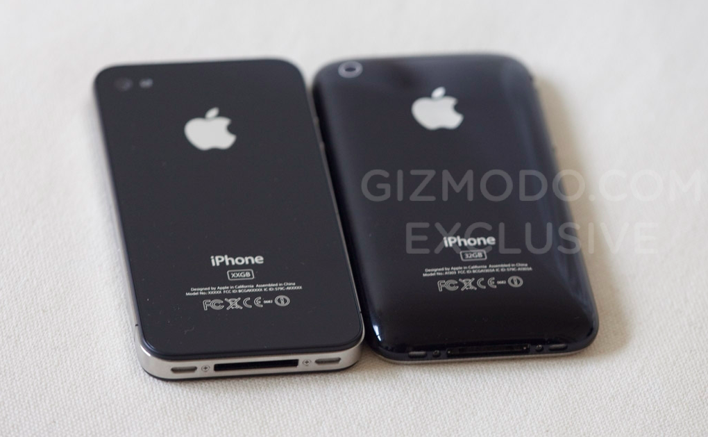 iphone 4. giz-iphone-4-2