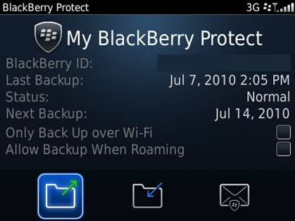 BLACKBERRY PROTECT GOOD STUFF
