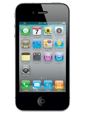 An iPhone 4. YOU WANT IT. ADMIT IT