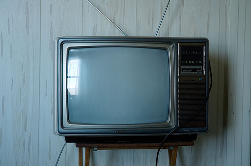 Thesis television history
