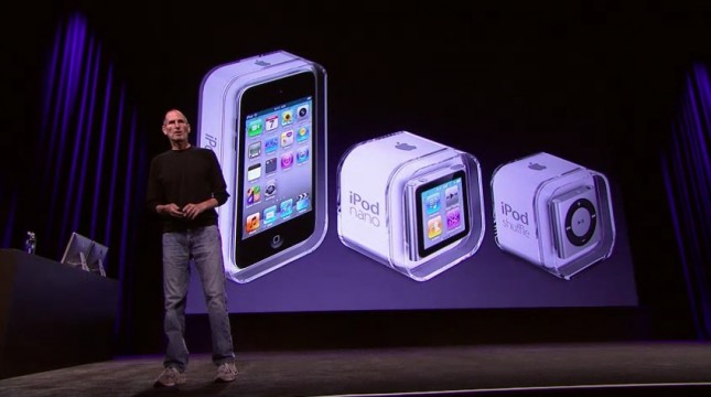 new ipod shuffle touch. The iPod Shuffle will go back