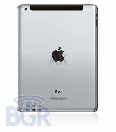 Sarà questo l'iPad 2 che verrà presentato domani?