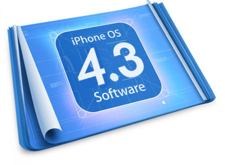 iOS 4.3.1 will Release within Two Weeks