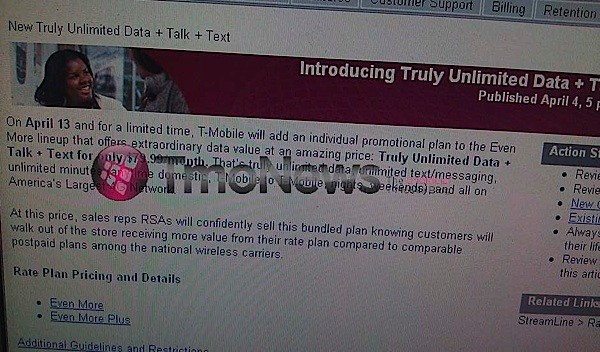 t mobile unlimited  voice