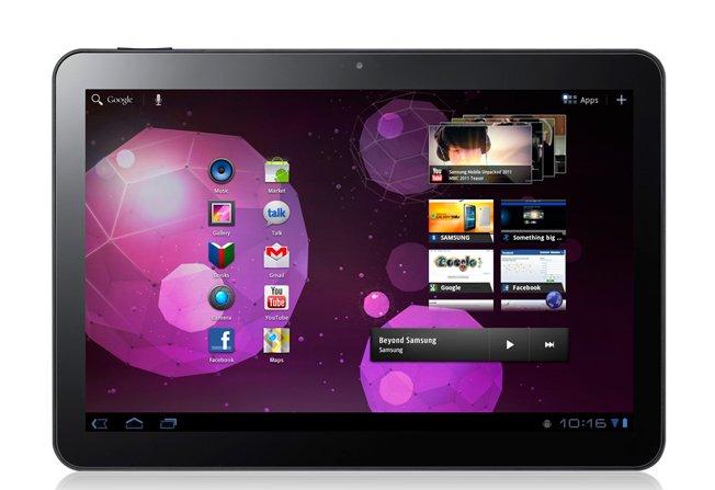 Samsung Galaxy Tab 10.1110518171603 Apple impede Samsung de vender novo Galaxy Tab na Austrália
