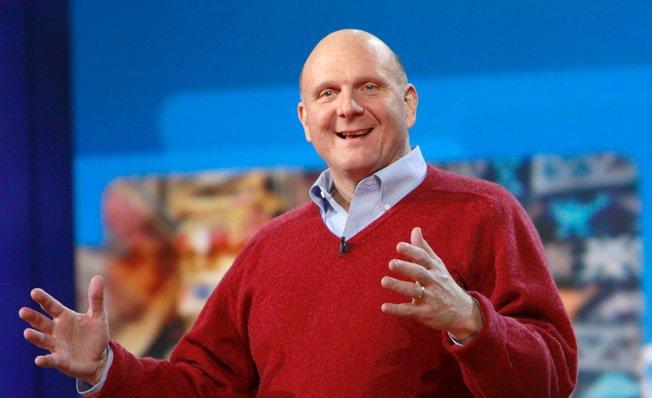 Microsoft Interview Downfall Steve Ballmer