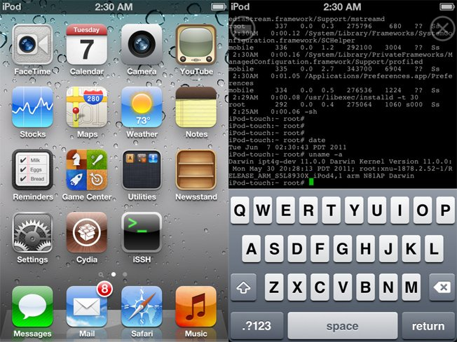 iOS 6 Blocks Jailbreak