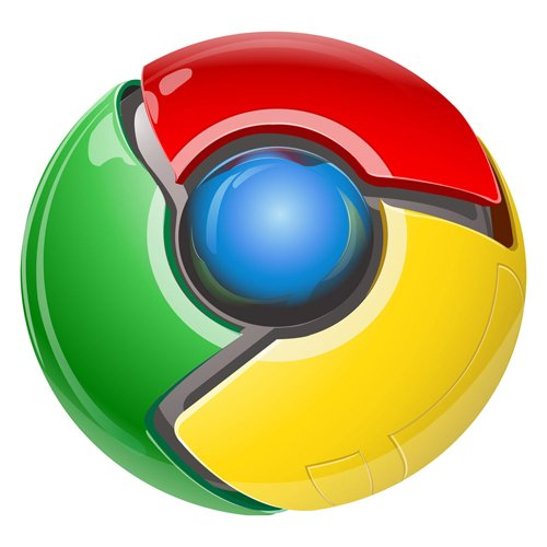 Chrome Webbrowser