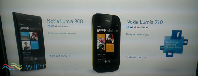 Nokia's new Windows Phones
