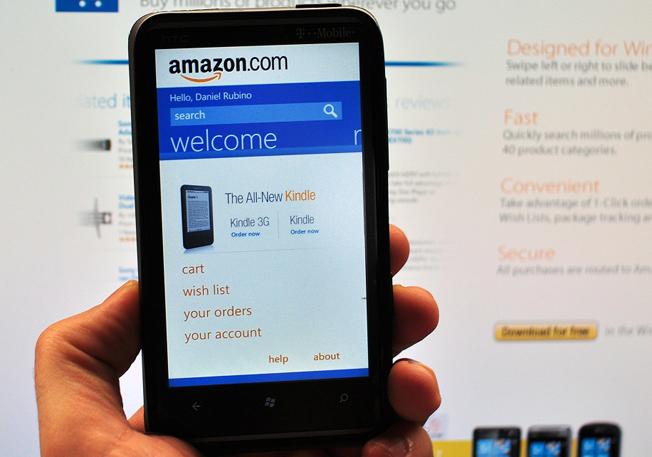 ONLINE SHOPPING: Online Mobile Shopping