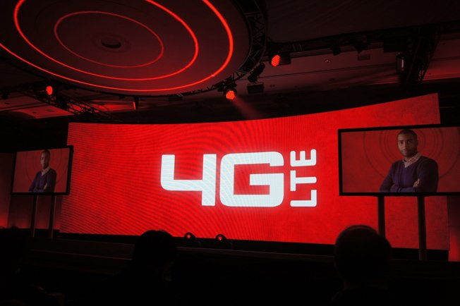 Verizon To Rollout 4G LTE Service In 27 Markets