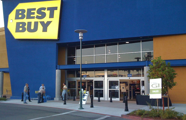 Best Buy Private Founder Buyout
