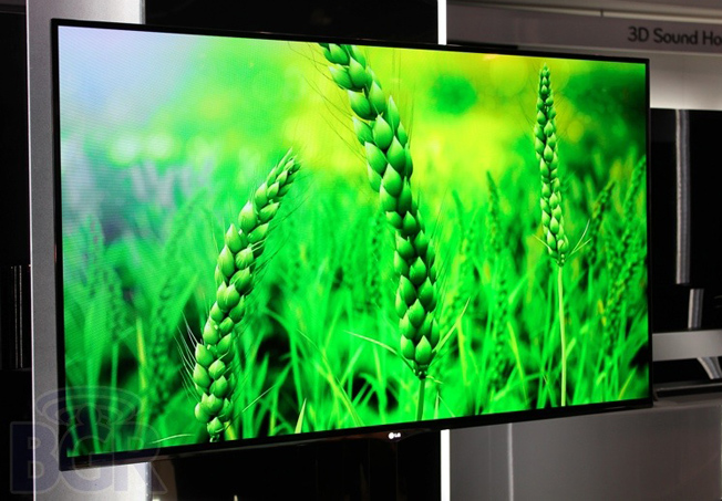 OLED TVs Sony Panasonic