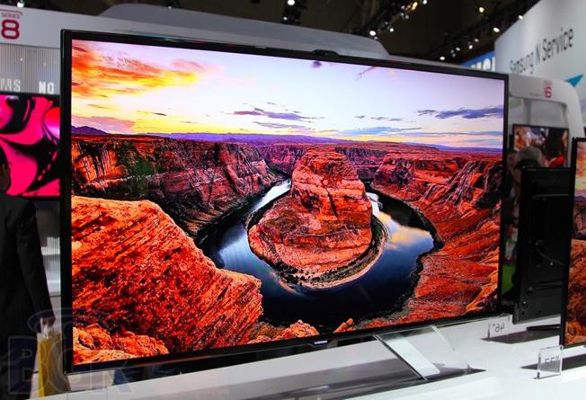 Samsung OLED HDTV