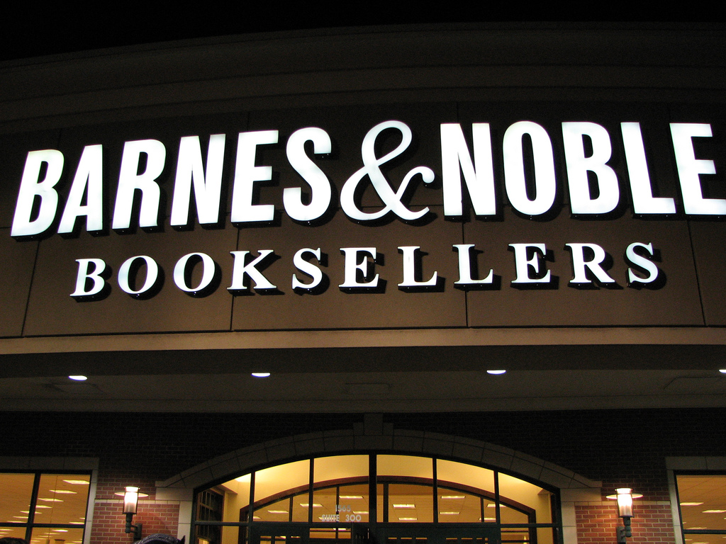 Microsoft buys part of Barnes &amp; Noble