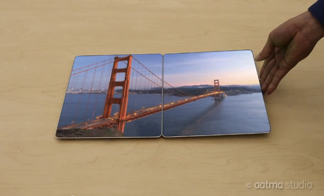 ipad 3 concept 1 The most amazing fake iPad 3 you'll ever see [video]