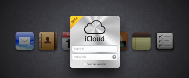 iCloud Notes Reminders