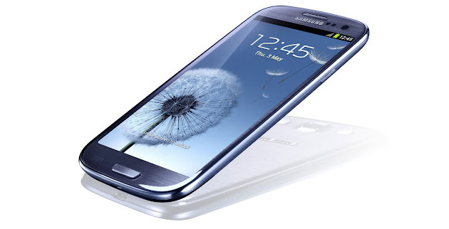 Samsung Galaxy S III Launch