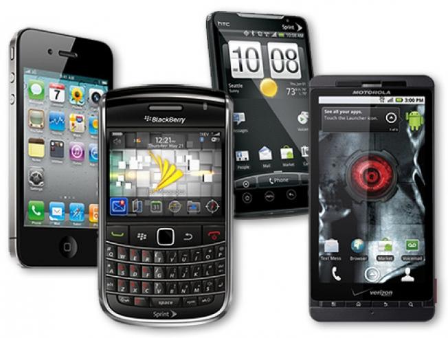 スマートフォン市場シェア