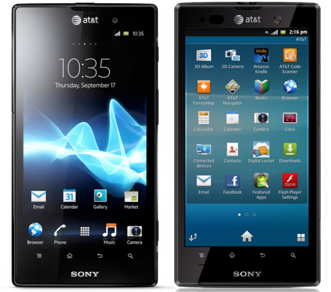 Sony Xperia Ion Release Date
