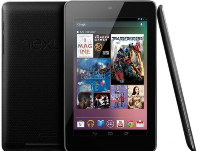 Nexus 7 Preorders