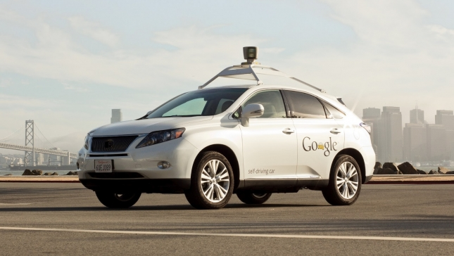 Google Self-Driving Car Accidents