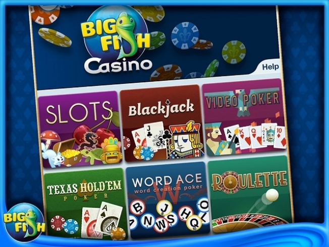 an internet gambling site