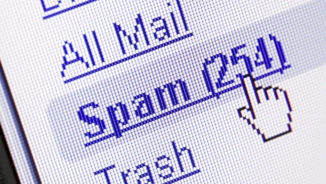 Spam Revenue