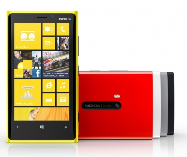 Nokia Lumia 920 Release Date Specs