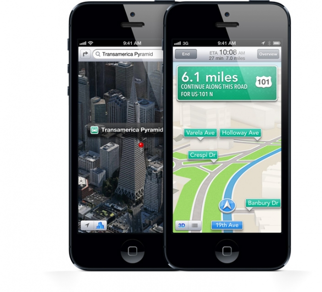 Apple Maps iOS 6 Criticism