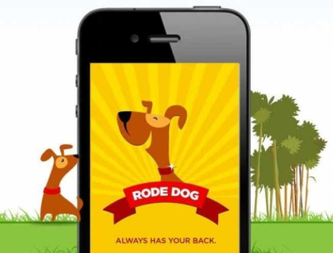 Rode Dog App