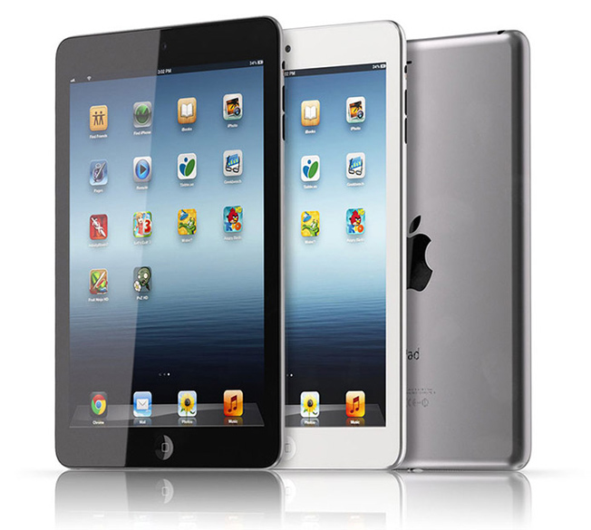 iPad Mini 8GB Rumor