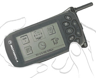 first motorola startac. do this once a week to reminisce on some of the gadgets way-back-then that helped shape things we use now. first up? motorola startac startac