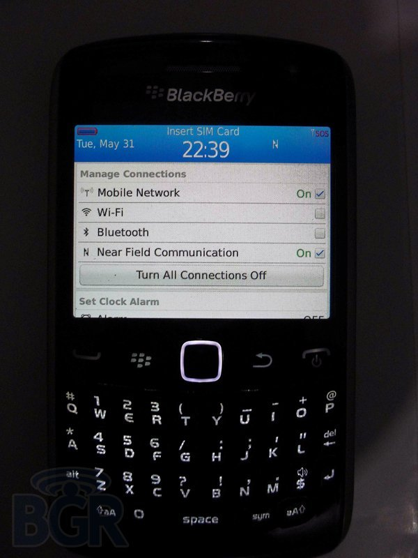 hp qwerty BlackBerry Apollo 9360, kelebihan dan kelemahan BlackBerry